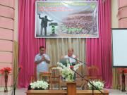 Preacher and Pastor Workshop at Cherangre Baptist Church, Tura